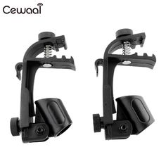 Cewaal 2pcs Adjustable Shockproof Mic Microphone Stand Holder Clips Music Drum Rim Mount Clamp Stander Percussion Studio Black  Price: 15.54 & FREE Shipping  #fashion #sport #tech #lifestyle Easy Clip, Percussion, Clamp, Drums, Consumer Electronics, Tech, Free Shipping, Sport, Lifestyle