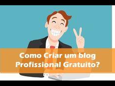 COMO CRIAR UM BLOG PROFISSIONAL GRÁTIS   Confira um novo artigo em http://criaroblog.com/como-criar-um-blog-profissional-gratis/