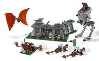 View LEGO instructions for Battle Of Endor set number 8038 to help you build these LEGO sets