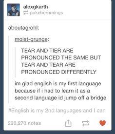 17 Beweise dafür, dass die englische Sprache aufgehalten werden muss
