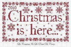 La Comtesse & Le Point De Croix: Buon Natale...