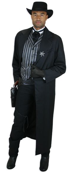 Moss Collins - Sheriff - You could be the new sheriff in town!