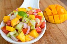 Mango salsa - Second Recipe