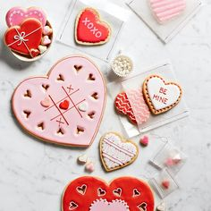 Valentine Stamp Cookie Cutters | buy it here: http://rstyle.me/n/vf9r5bbzkf