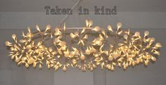 Aliexpress.com : Buy Big O Heracleum leaves led pendant lamp tree ...