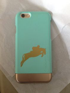 Equestrian Decal ~ Phone Sticker.  www.etsy.com/shop/itsshowtimedesign