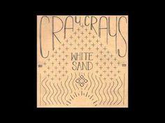 CRAYCRAYS - White Sand - White Sand EP - Detroit band, Dark Garage Surf ...