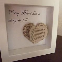 HEART WORD ART.