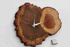 Срезы дерева в интерьере фото