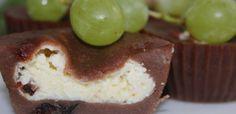 Čokoládové rýchlovky s tvarohom z mikrovlnky