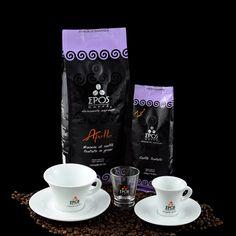 Caffè in grani e macinato