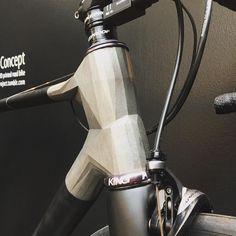3D printed bike anyone? #cycling #3dprinting by spleenster