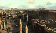 """Egito. """"Os Dez Mandamentos"""" (2015)"""
