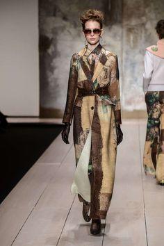Laura Biagiotti, Automne/Hiver 2017, Milan, Womenswear