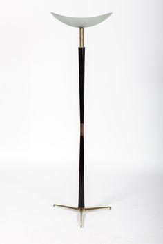 Rare And Very Elegant Stilnovo Floor Lamp 1950