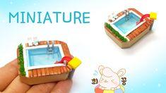 [Miniature] 미니어쳐 수영장 만들기 -  swimming pool