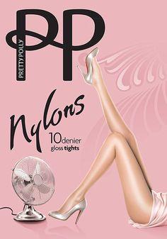 Pretty Polly Nylons Tights  $14.58  black, barely black, sensation, pewter, trivoli, nutmeg, sherry, highlight, sunblush