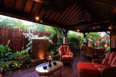 Bali Style Deck