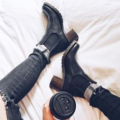 Saturday in the Sabrina Chelsea Boots | The Frye Company