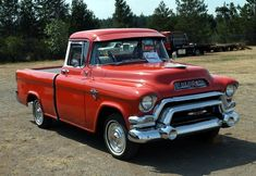Chevy Cameo Truck History Pictures Information 1955 1956 1957 1958 Gmc Sierra