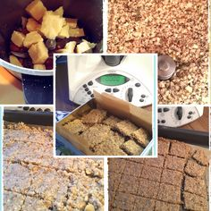 Nutty About Nuts and Seeds: Bernie Brennan's Almond and Seed Crackers - Savoury Baking, Savoury Cake, Almond Seed, No Bake Desserts, Crackers, Seeds, Cooking Recipes, Snacks, Cooking Classes