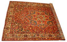 Persian Bakhtiari, 15' x 11' | Vintage Style | One Kings Lane