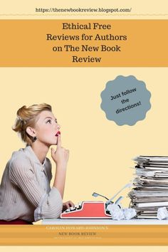 Ethical Free Reviews for Authors from The New Bo Ethical Free Reviews for Authors The New Book Review #FrugalBookPromoTips #FrugalBookPromo #TheFrugalBookPromoter #SharingwithWriters How to Submit @Tales2Inspire2 Pin for later! creative write, writers digest, writing workshops, writers workshops, writing tip