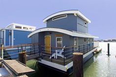 Tiny home on the water
