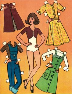 Russian magazine PD * 1500 paper dolls at International Paper Doll Society by artist Arielle Gabriel ArtrA QuanYin5 Linked In QuanYin5 Twitter *