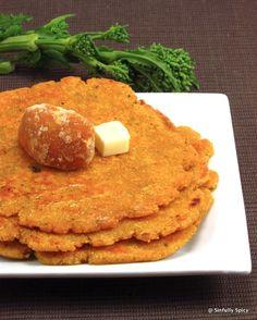 cornmeal rotis