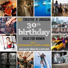 75 Creative Birthday Ideas for Women —by a Professional Event Planner 30th Birthday Ideas For Women, Healthy Snacks For Adults, Snack Video, Design Poster, Article Design, Birthday Woman, Health Snacks, Deco, Videos