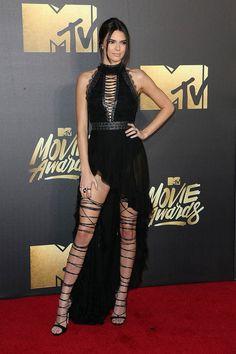 Kendall Jenner, Kristian Aadnevi