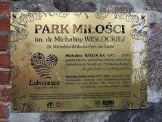 Koło domu: Park Miłości w Lubniewicach