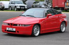 Alfa Romeo SZ #alfaromeozagato