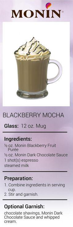 Blackberry Mocha