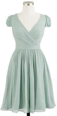 Bridesmaid dress idea...mint or light pink?