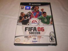 FIFA Soccer 06 (Nintendo GameCube) Game Complete Vr Nice!