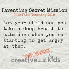 """3 Calm Down Skills to Practice Before Anger Strikes My """"unpeaceful"""" child was who inspired me to learn about handling anger better, but ALL of us can benefit from these skills. Gentle Parenting, Parenting Quotes, Kids And Parenting, Parenting Hacks, Peaceful Parenting, Parenting Goals, Parenting Done Right, Future Mom, Helping Children"""