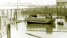 The story of Paul Satko and his ark is one of those little gems of Tacoma lore we recommend everyone know.  It's also a one of those great stories of a guy with a zany idea that seems like it has no hope of success persevering against common sense...