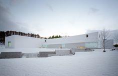 建築について | 青森県立美術館