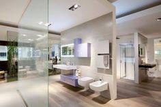 L'idea per #arredare la tua sala da #bagno di #Cima #Arredobagno  Serie 7000 www.gruppoad.it #Italianbathroomdesign #arredobagno #bagno #showroom #desenzano #brescia