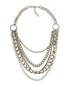 Link About It Necklace  $32