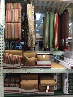 Menards #3171 | 2014 Outdoor Furniture Cushions #pillows #design #colors  #trends