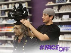 "#FaceOff: season 8, episode 7 ""Queen Bees"""