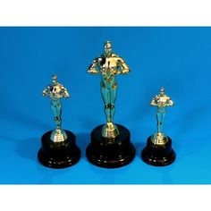 Having a corporate event or a fun movie evening at home? How about some Oscar trophies as prizes? We can even add some lovely engraving to your Oscar trophies for you. Visit our site for prices and ordering. Oscar Trophy, Trophies And Medals, Some Ideas, Corporate Events, Good Movies, Decorative Bells, Fun, Inspiration, Biblical Inspiration