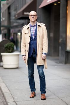 Street Style: The Guggenheim VP: The Daily Details: Blog : Details