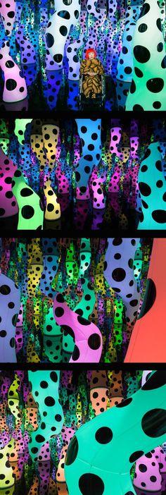 Yayoi KUSAMA :: Love Is Calling, 2013