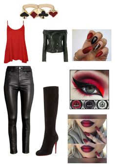 """""""Consequences part 3"""" by angelinamartinez-i on Polyvore featuring art"""