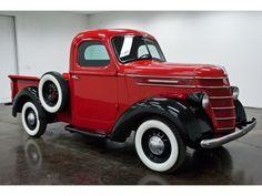 1938 International Harvester pickup For Sale - Classic Car Liquidators Antique Trucks, Vintage Trucks, Antique Cars, Classic Pickup Trucks, Old Pickup Trucks, Cool Trucks, Big Trucks, Station Wagon, International Harvester Truck