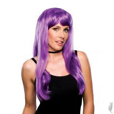 Lavender Wig - perfect for #Bachelorette party!